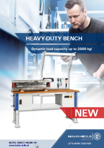 Heavy-Duty Bench